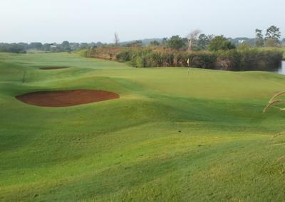 Chui House Vipingo Ridge Golf Course